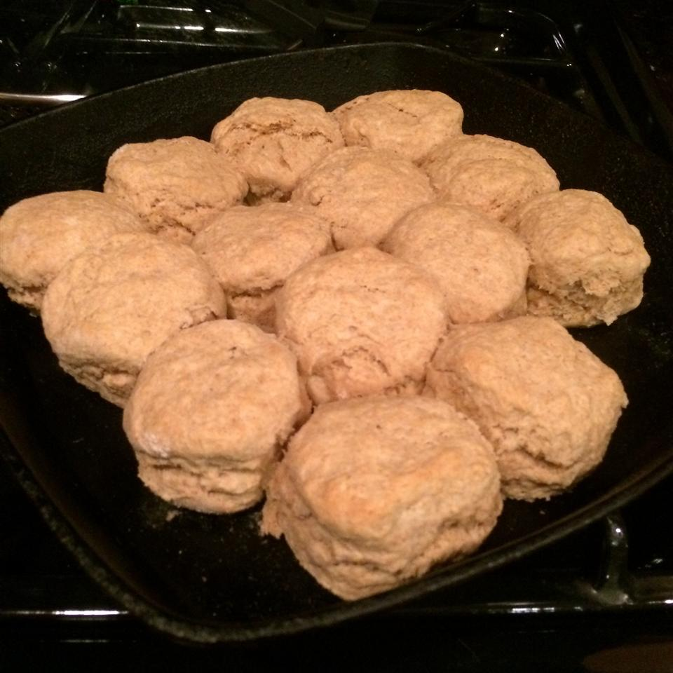 Whole Wheat Vegan Drop Biscuits Mary Bowman-Kruhm