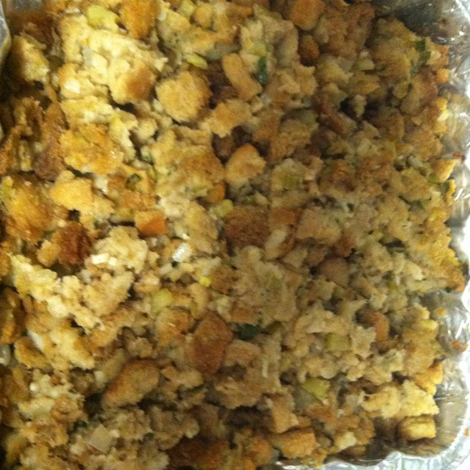 Semi-Homemade Stuffing foshking