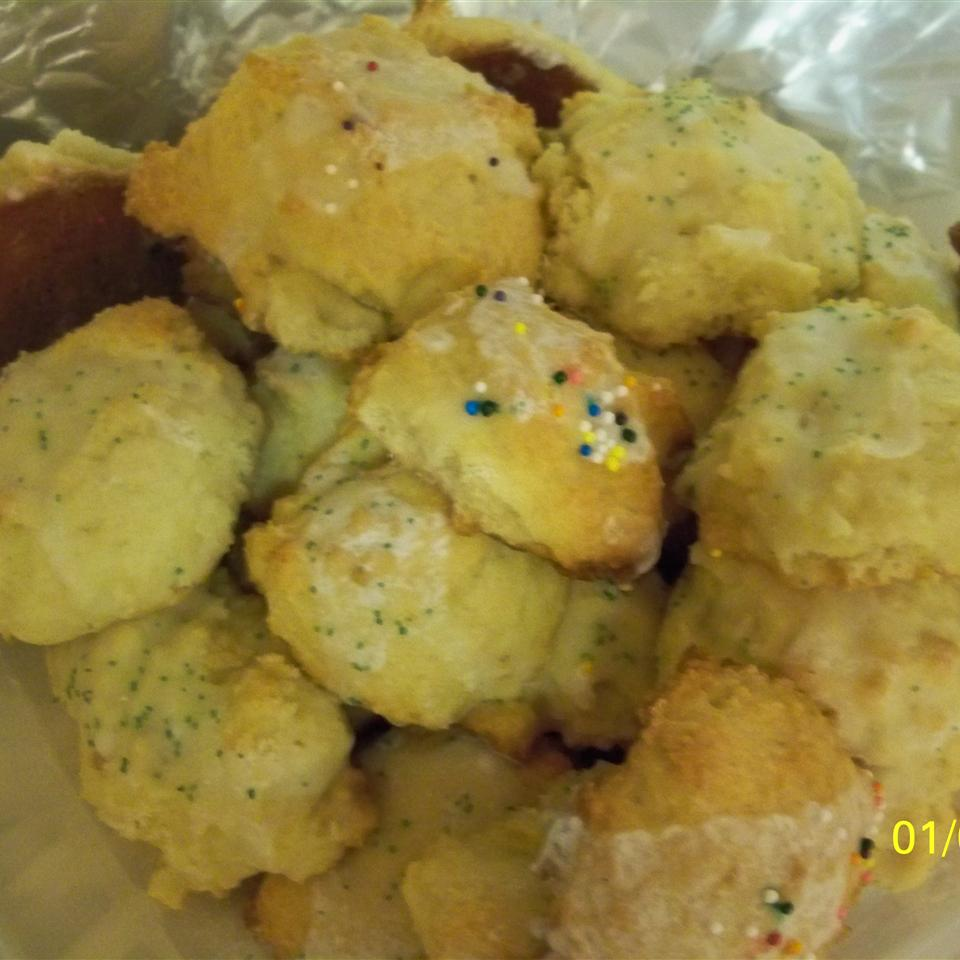 Ricotta Cookies II