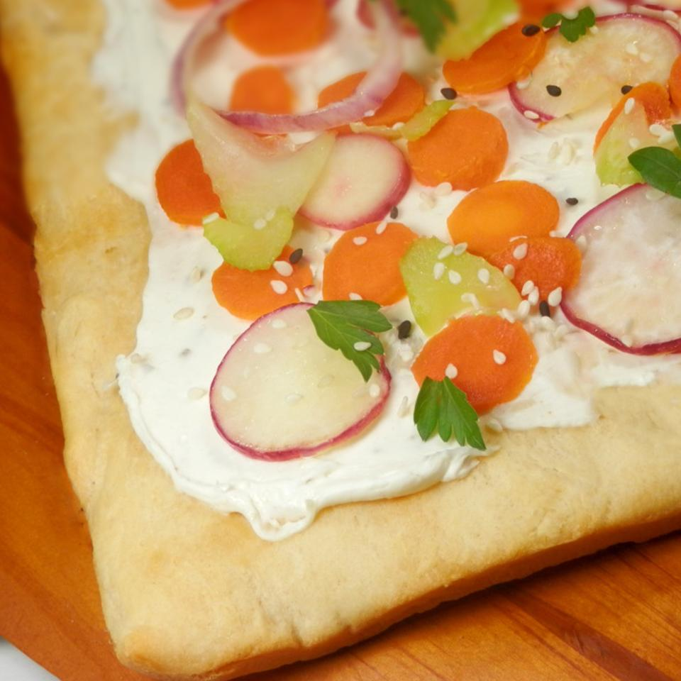Vegetable Pizza Beckers