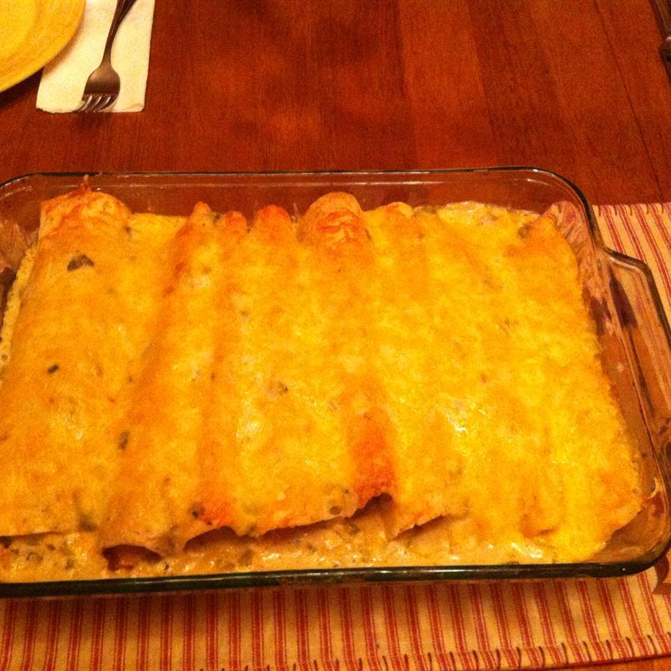 Heather's Beef Enchiladas Doriez