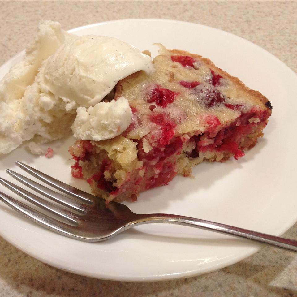 Crustless Cranberry Pie IrishPalate