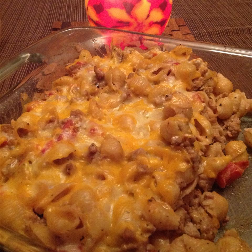 Cheeseburger Noodle Casserole Woster