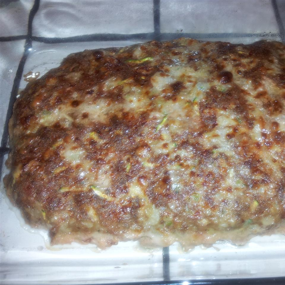 Zucchini Ranch Meatloaf just_jam