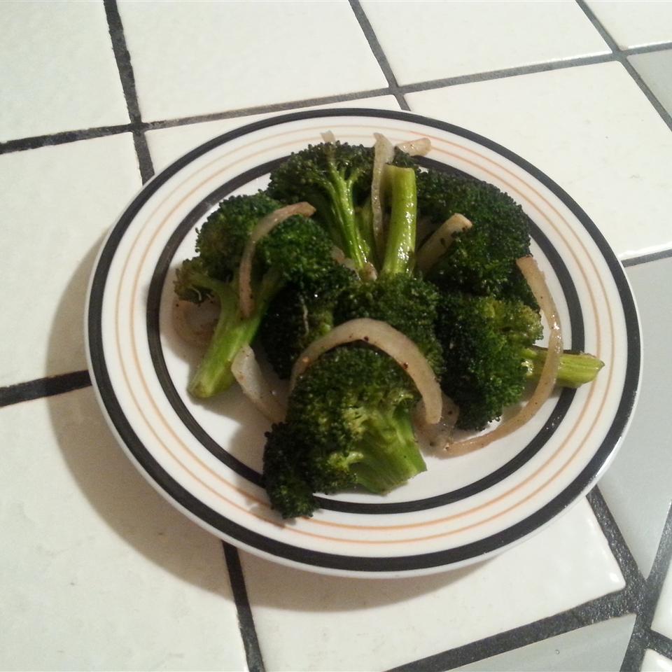 Roasted Sage Broccoli just_jam