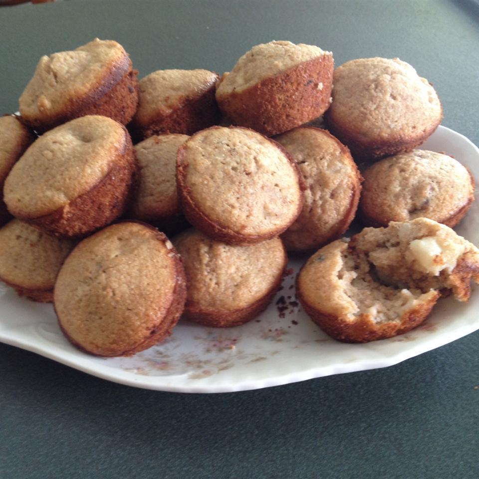 Vanilla Pear Muffins Jennifer