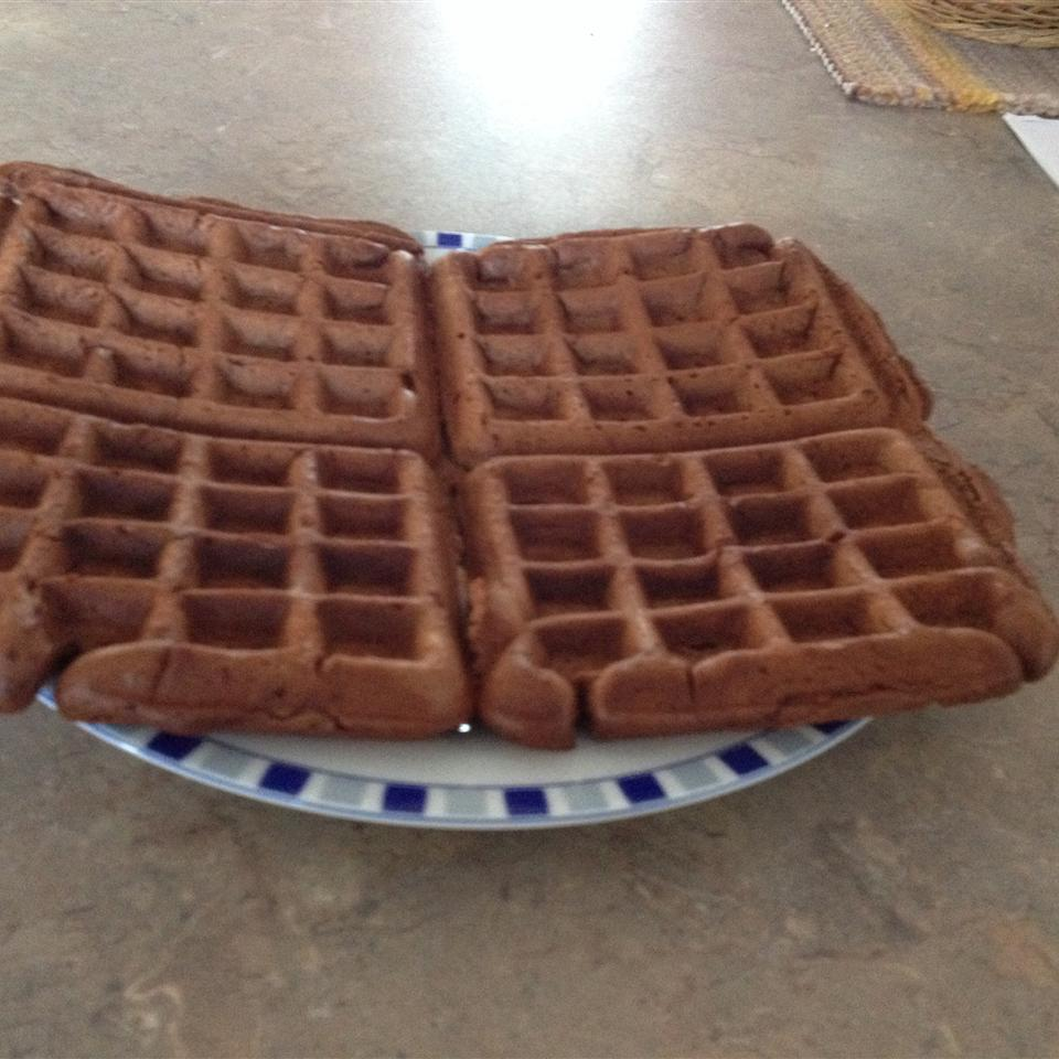 Chocolate Waffles Anmlnut