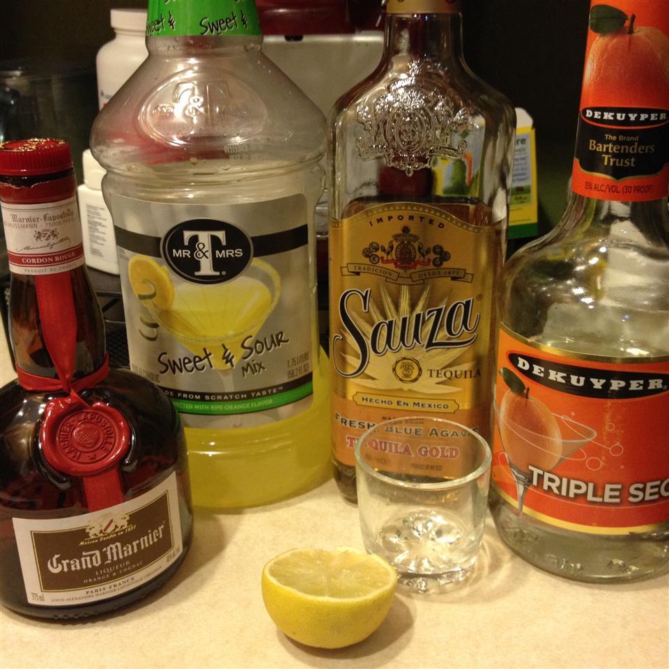 Margaritas on the Rocks Nurse Vero