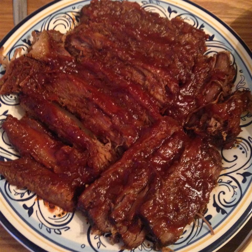 Simply the Easiest Beef Brisket scmanrose