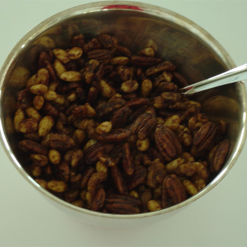 Spicy Mixed Nuts JOAN-A