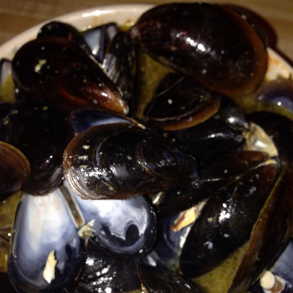 Million Dollar Mussels Gina