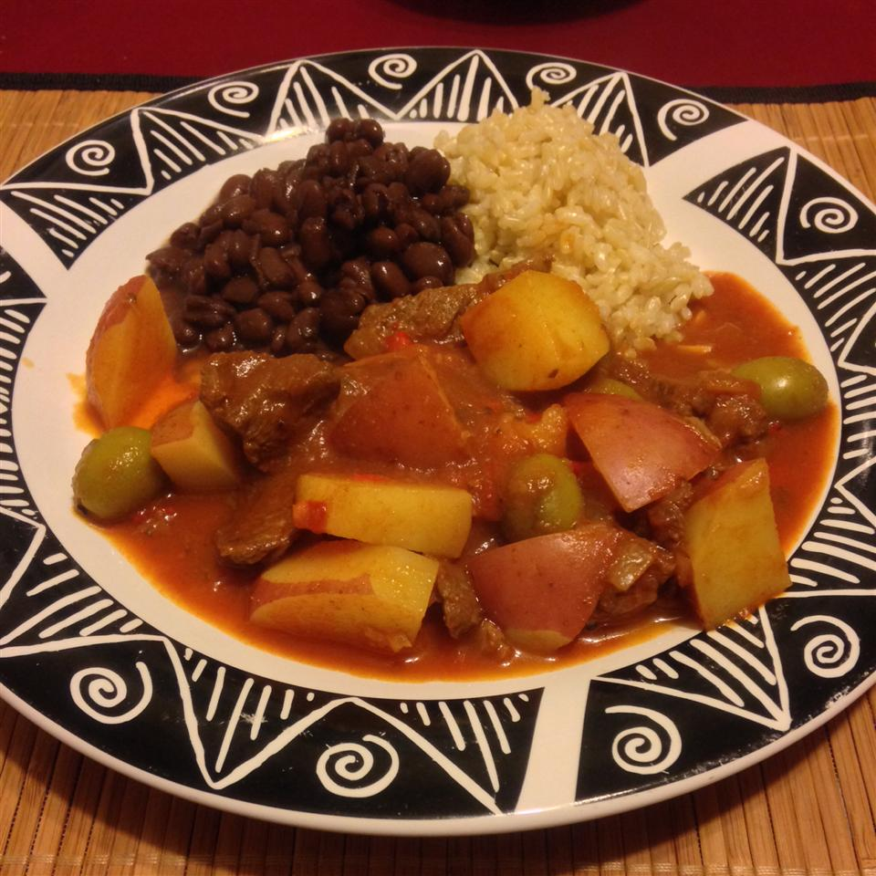Cuban Beef Stew