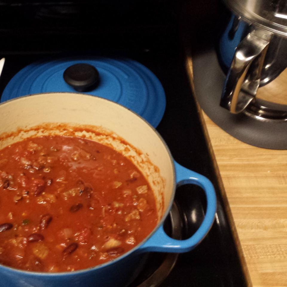 Easy Homemade Chili MaddieMichelle