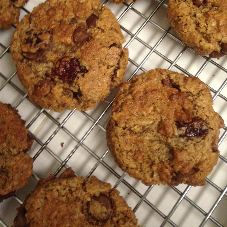 Whole Grain Breakfast Cookies