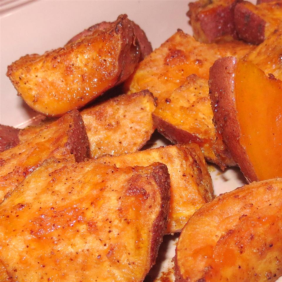 Jan's Chipotle Roasted Sweet Potatoes linda2d