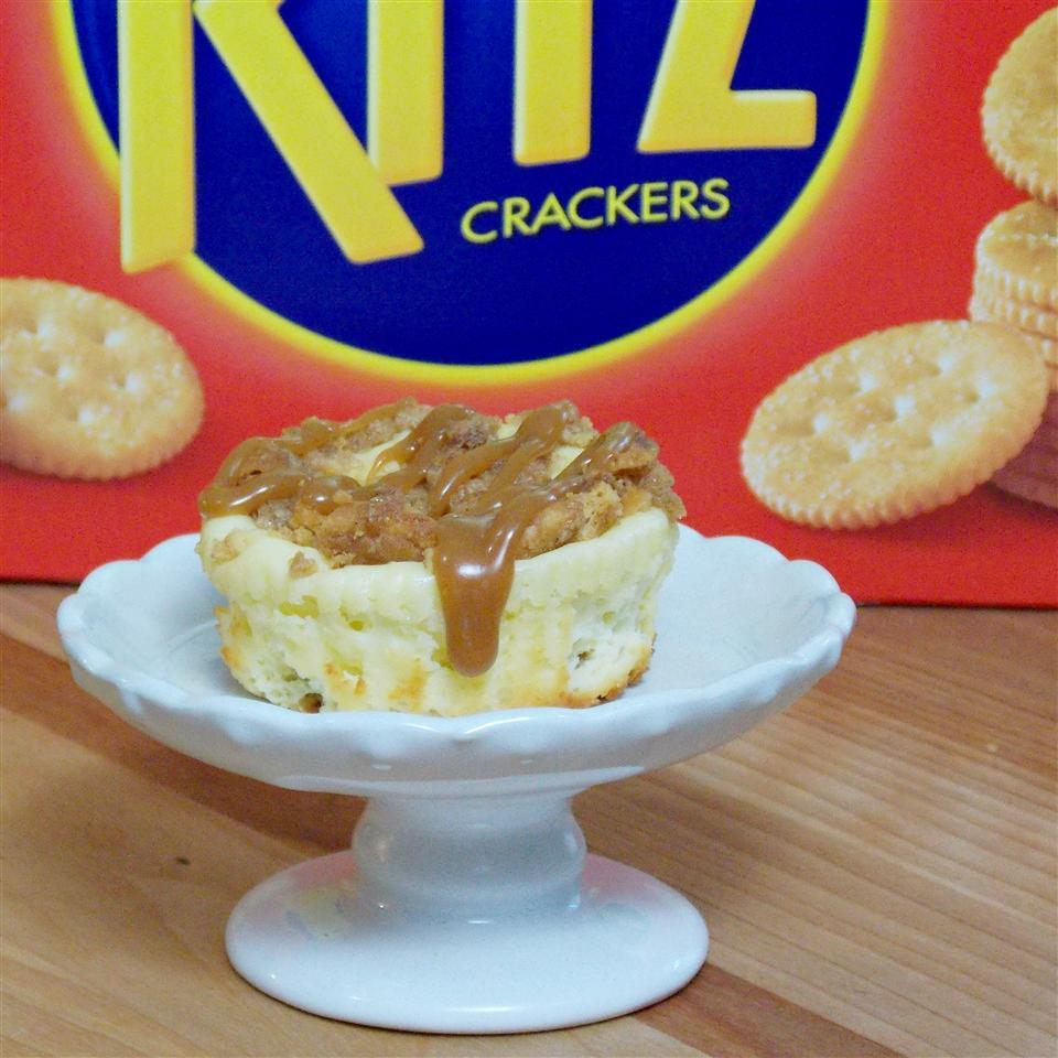 RITZ New York-Style Mini Crumb Cheesecakes Grumpy's Honeybunch
