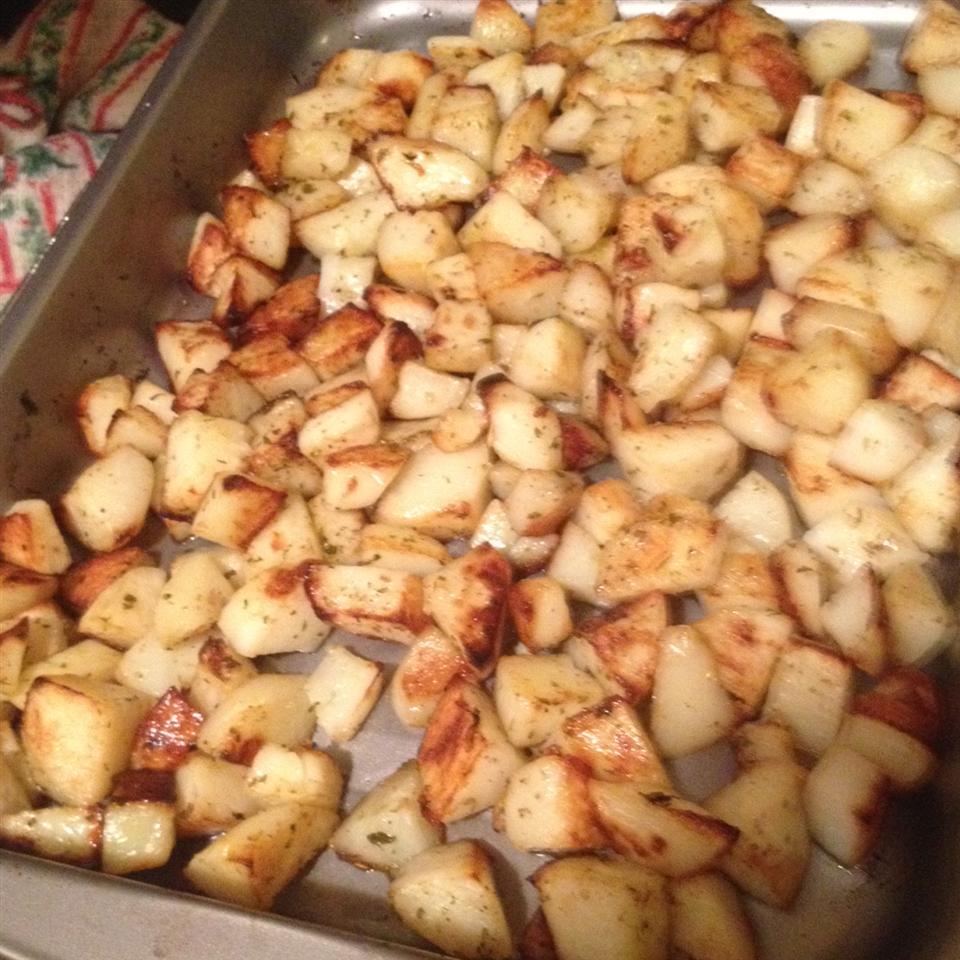 Oven Roasted Potatoes Paula