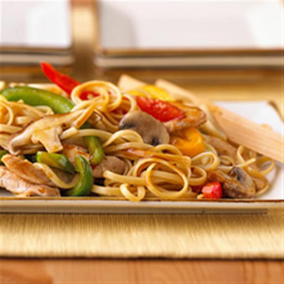 Stir-Fry Chicken Lo Mein Trusted Brands