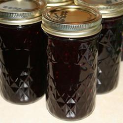 Blackberry Syrup Tina Waldher