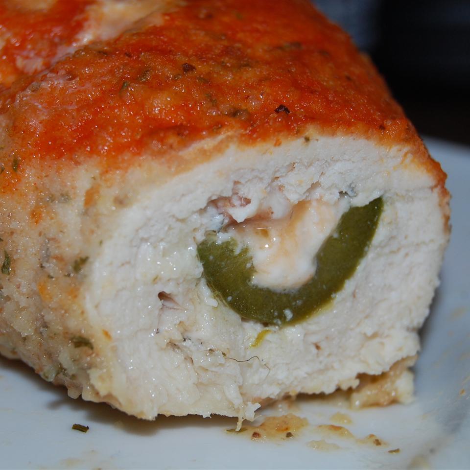 Jalapeno Popper Chicken LBR8