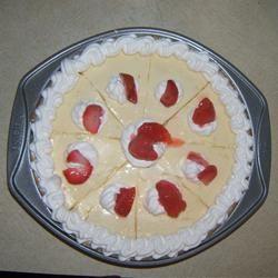 Key Lime Cheesecake I Krista Lynn