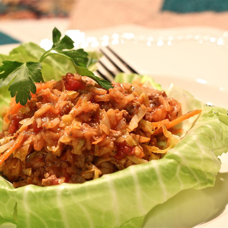 Golompke (Beef and Cabbage Casserole) Cynthia LaFourcade