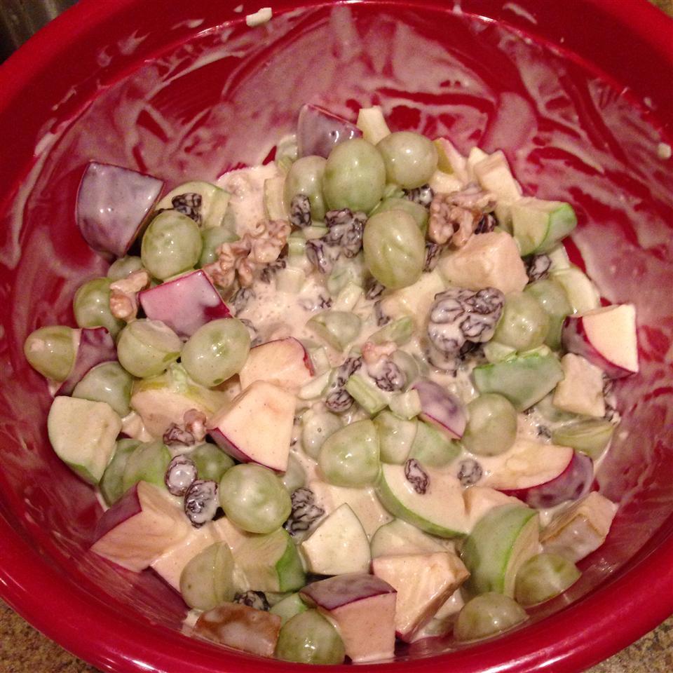 Jenny's Sweet Waldorf Salad Unityfox