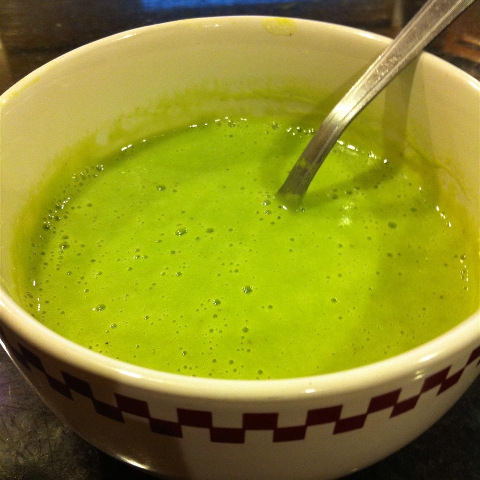 Smooth Broccoli Vitamix® Soup