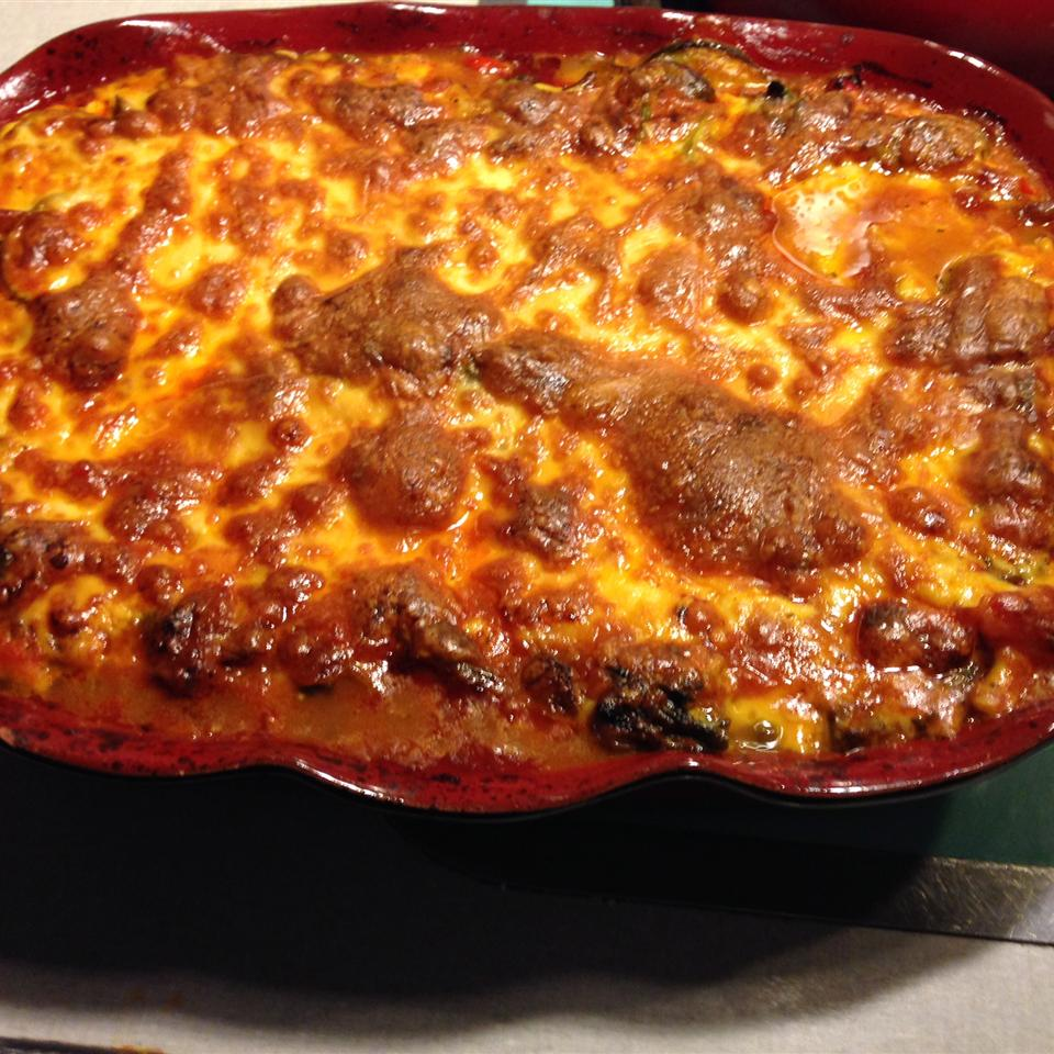 Hearty Vegetable Lasagna sueb