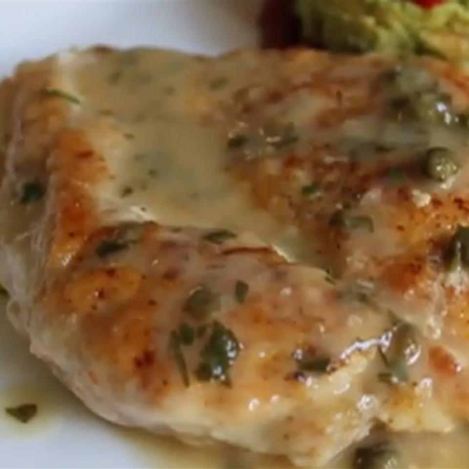 Quick Chicken Piccata Chef John