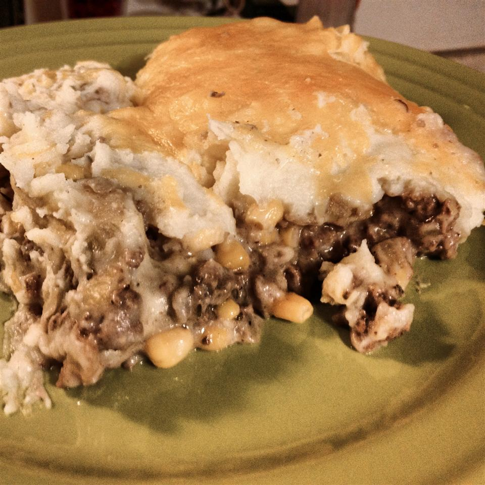 American Shepherd's Pie statusuno