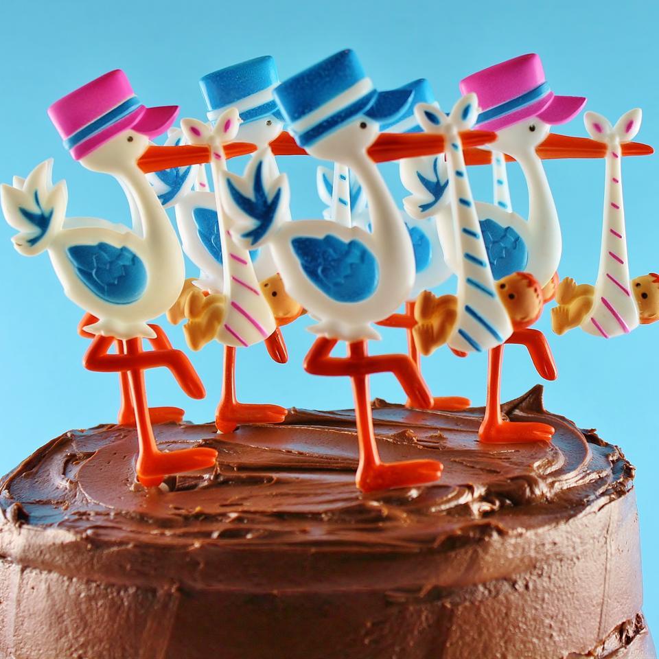 Caroline's Chocolate Fudge Frosting naples34102