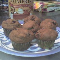 Cranberry Pumpkin Muffins Kojiless
