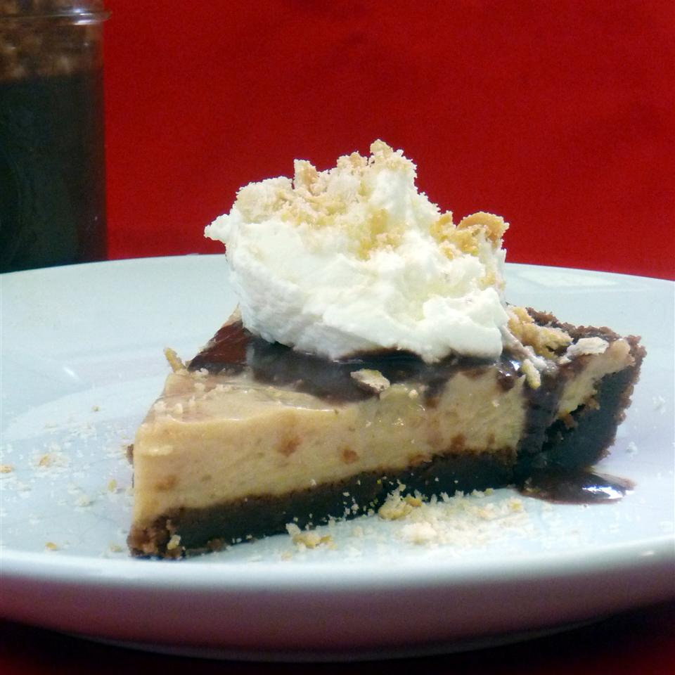 RITZ Humble Pie with Peanut Butter Mousse, created by Serendipity 3 Life Tastes Good