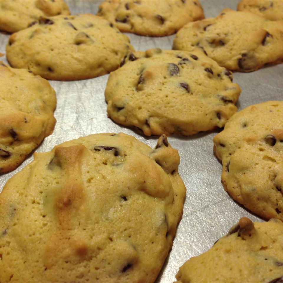 Mom's Chocolate Chip Cookies Jason Campbell