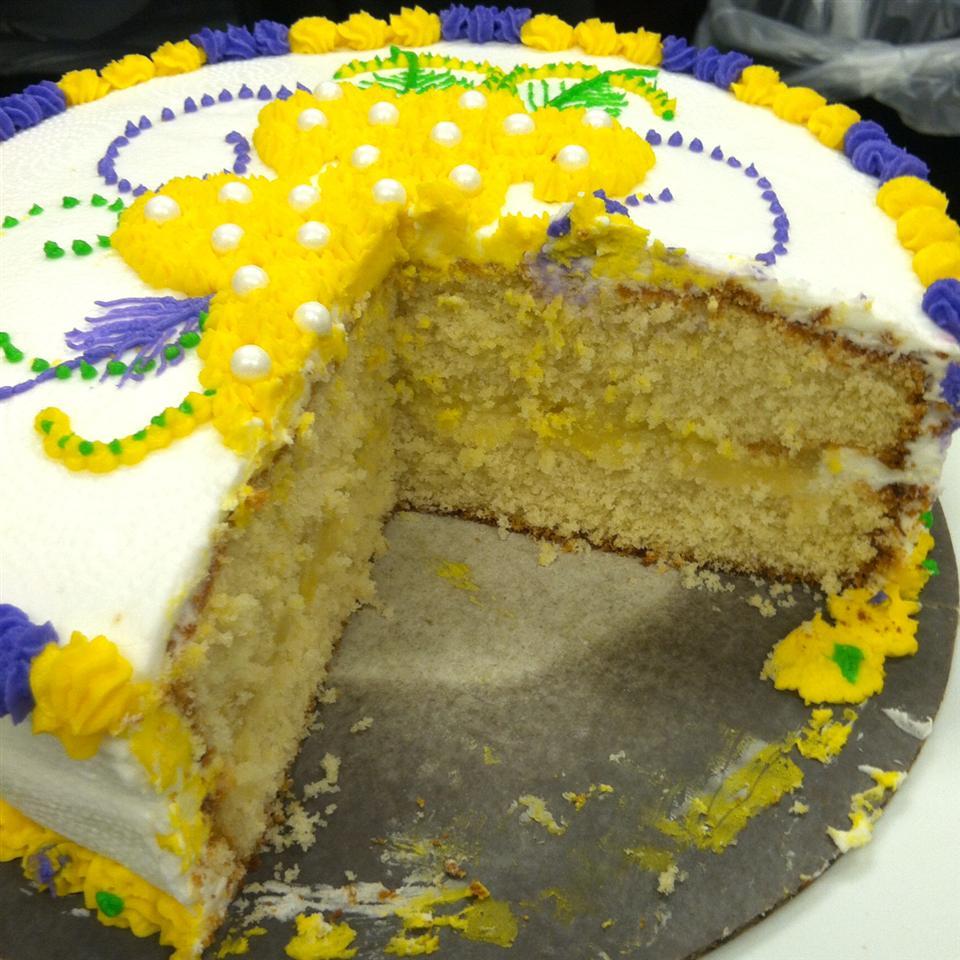 Four Egg Yellow Cake