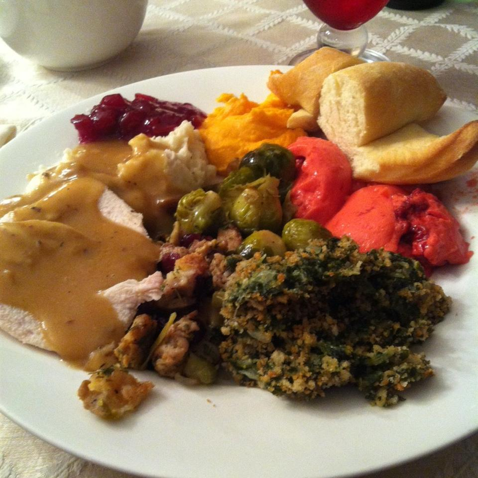 Chef John's Roast Turkey and Gravy Marney Ayers Freeland