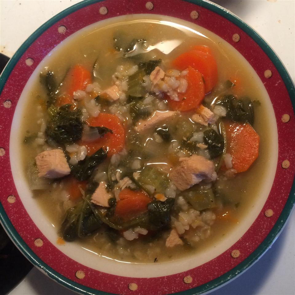 Chicken and Vegetable Soup STARQH