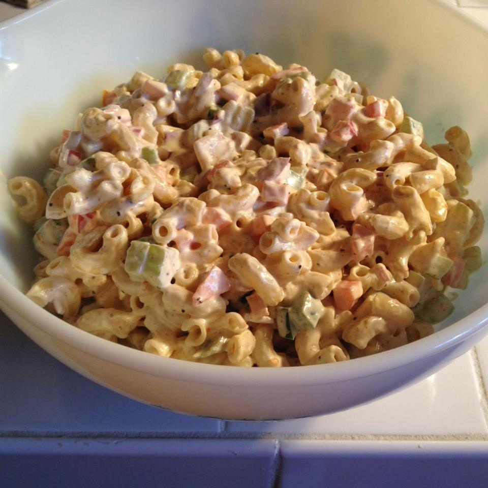 Gina's Pasta Salad