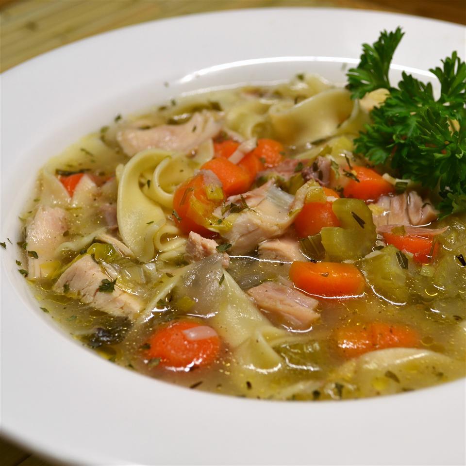 Grandma's Chicken Noodle Soup *Sherri*