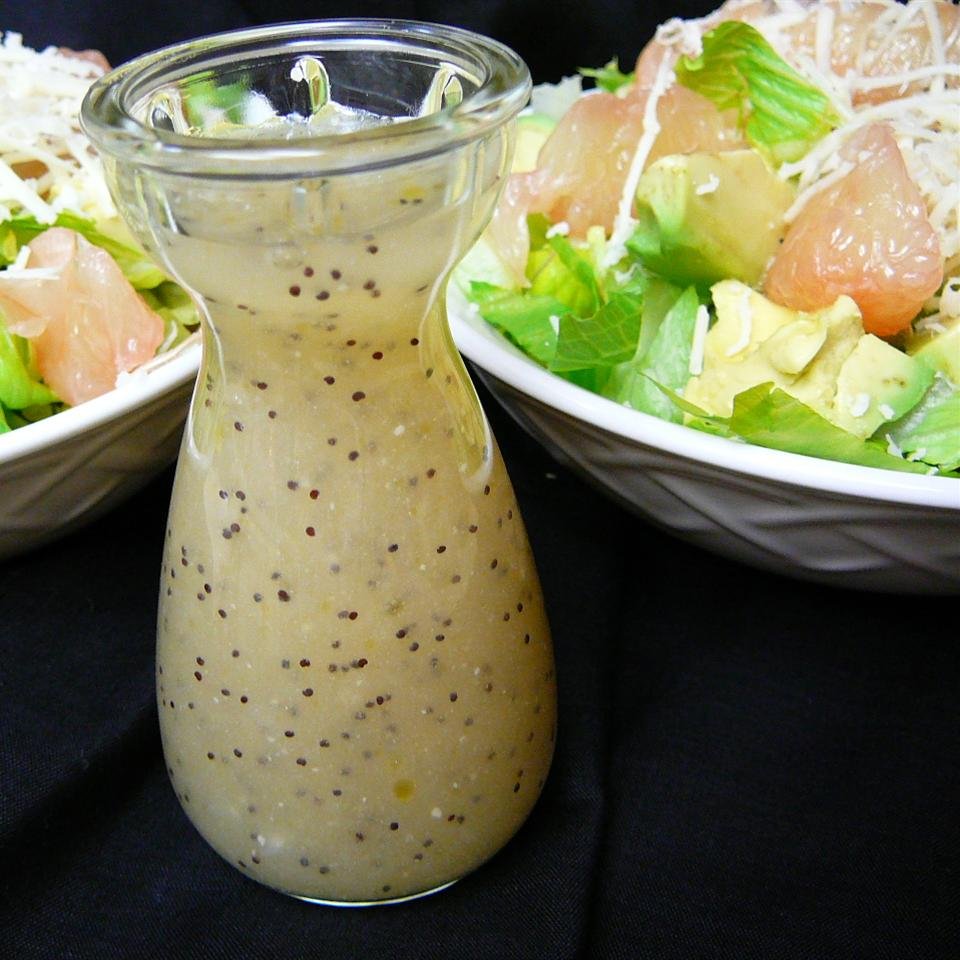 Healthier Poppy Seed Salad Dressing for 2