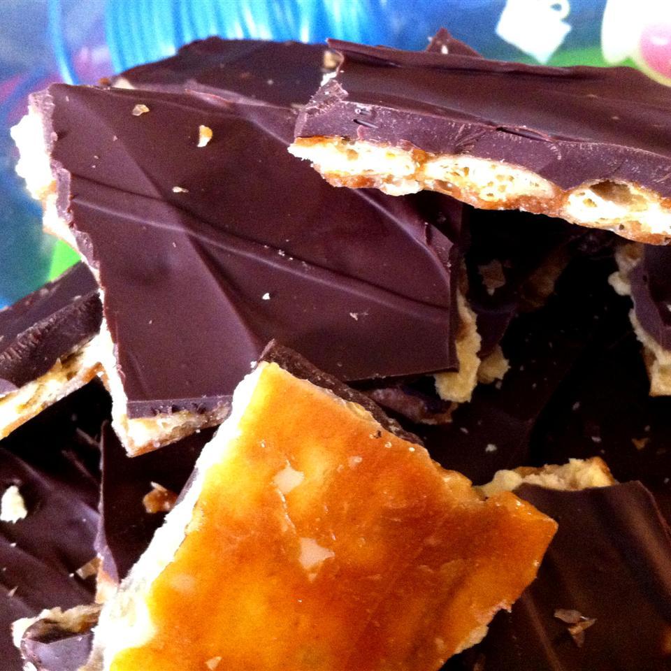 Chocolate Brittle Surprise