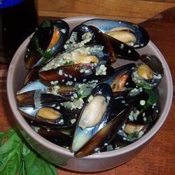 Steamed Mussels II Wrocklage72