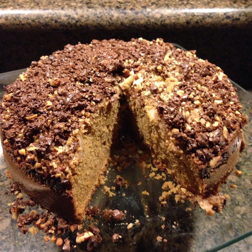 Chocolate Pear Spice Cake Marriah