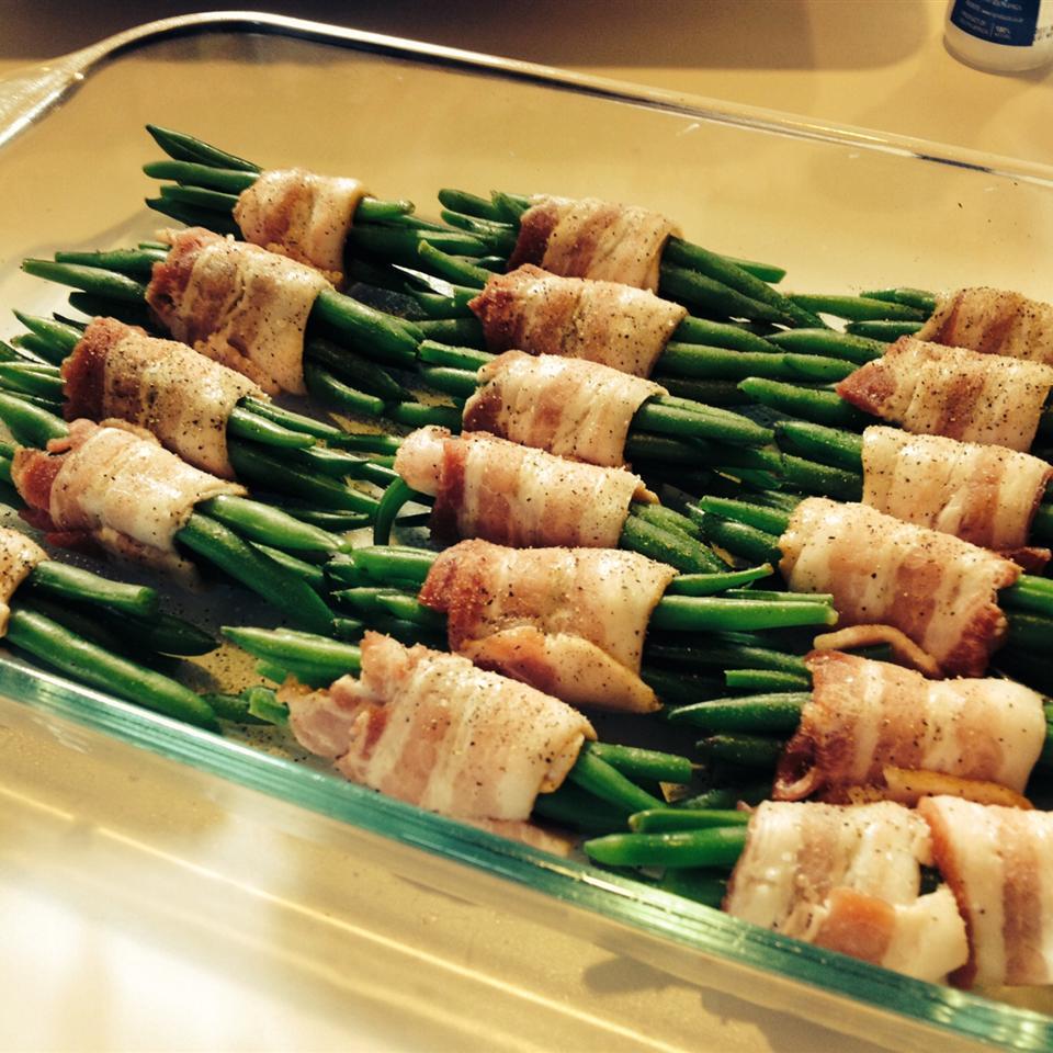 Sweet Green Bean Bundles Laur152