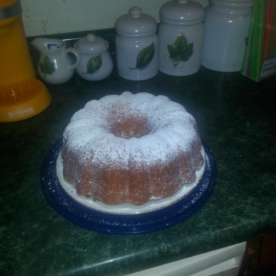Butter Pound Cake DeQwendolyn Berry