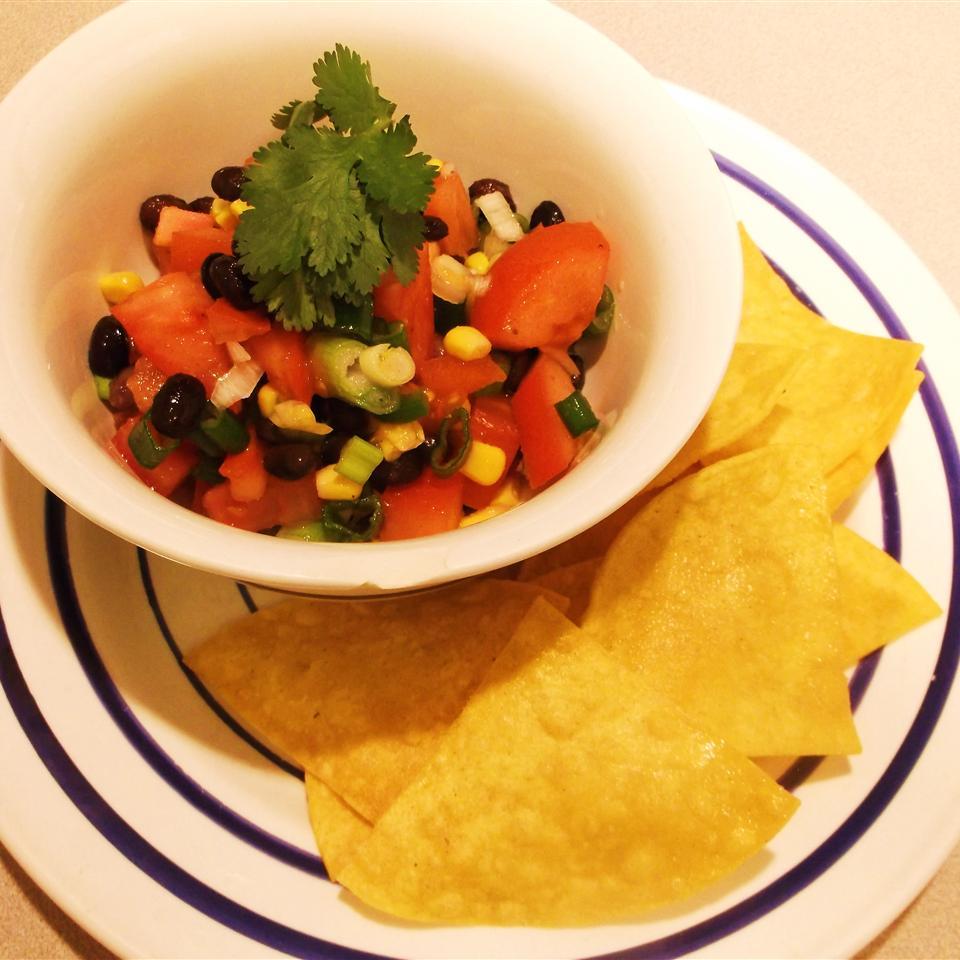 Black Bean Salsa Ann Marie Natal