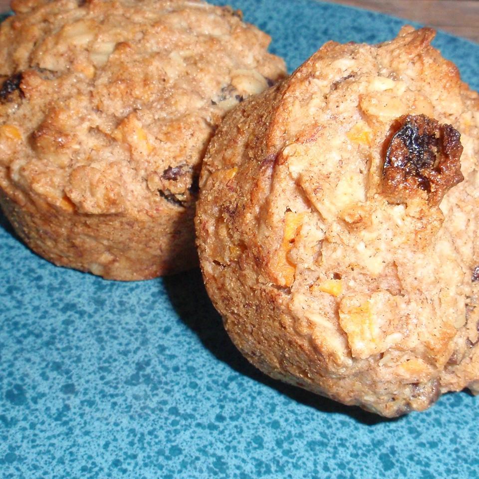 Vegan Date Sweet Potato Muffins sueb