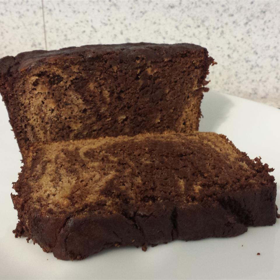 Paleo Chocolate and Cinnamon Banana Bread