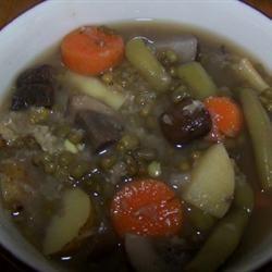 Mung Bean Stew Alicia Fahey